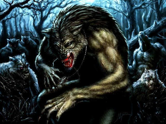 Siguiendo el rastro  Hombres-lobo